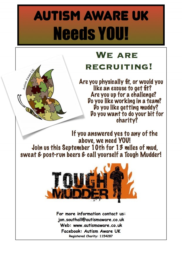 Tough Mudder poster